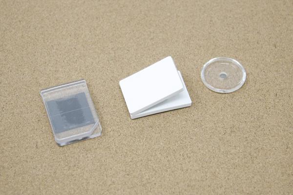 磁石缶バッジのアイテム